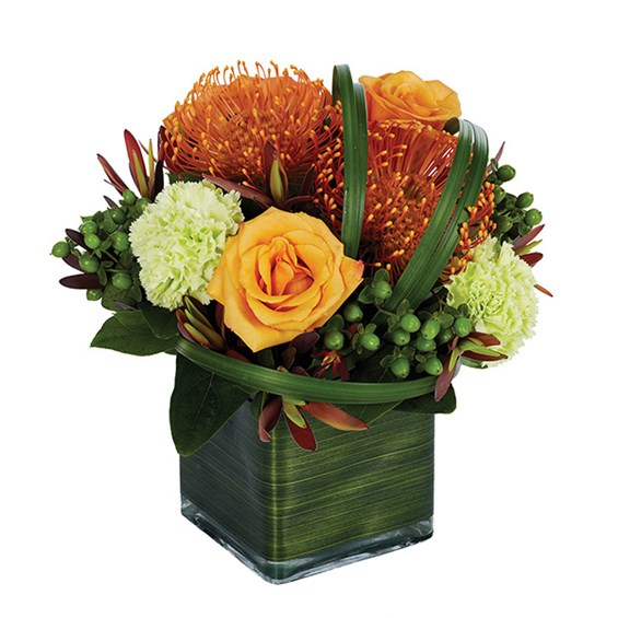 Tropical Sophistication flowers (BF222-11KM)